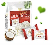 Product image of Happy Bianco Coconut Wafer by Flis