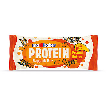 Product image of Peanut Butter Protein Bars by Ma Baker