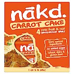 Product image of Carrot Cake by NAKD