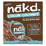Product image of Cocoa Coconut by NAKD