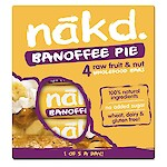 Product image of Banoffee Pie by NAKD
