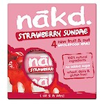 Product image of Strawberry Sunday by NAKD