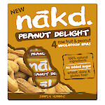 Product image of Peanut Delight by NAKD